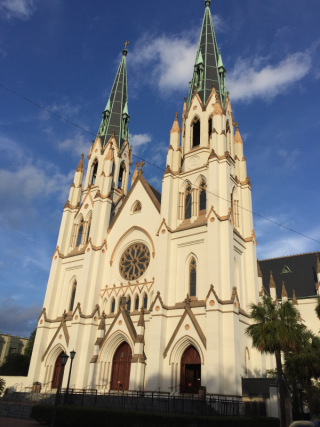 Cathedral StJ Baptist