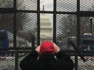 Inaug Cap Fence