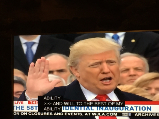 Inaug Swear in