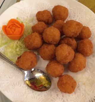 D2-shrimp balls