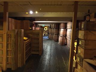 Bal storage