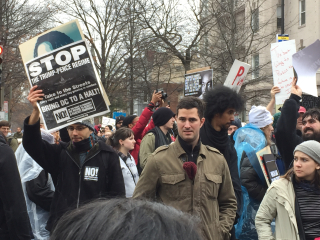 Inaug protest 8