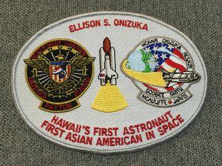 First astronaut 001