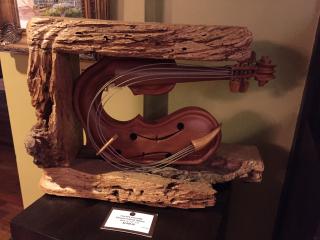 Mansion violin